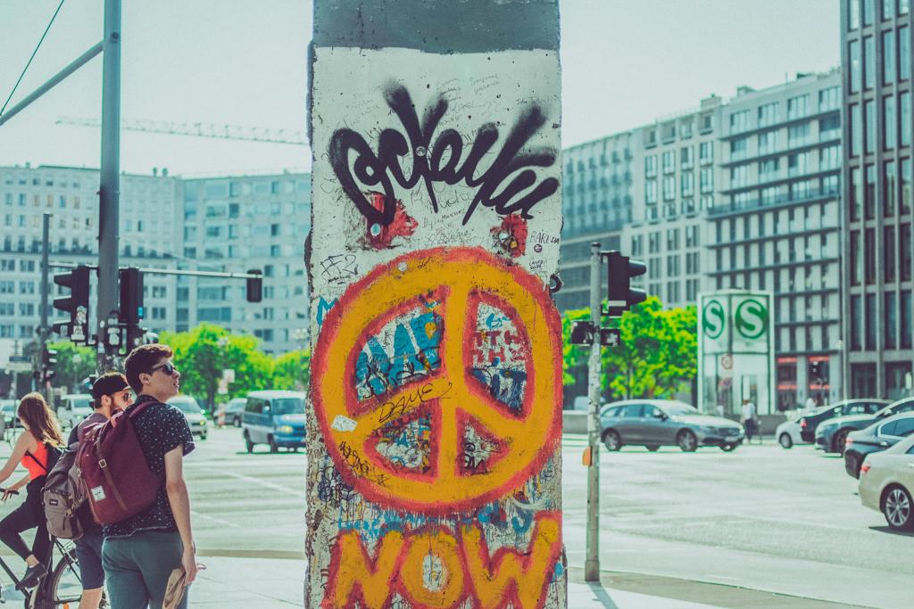 Berlin Wiedervereinigung Schwarze Menschen