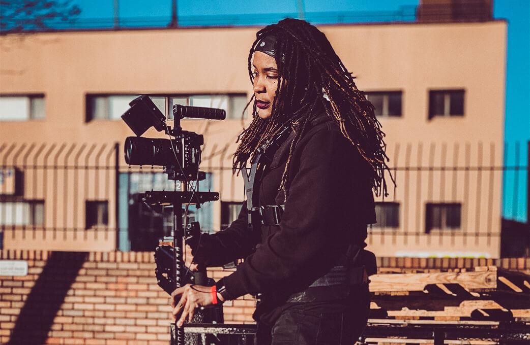 Schwarze Indiefilmmaker