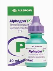 brimonidine-alphagan-p