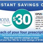 Finacea Coupon, Save $30 per Prescription