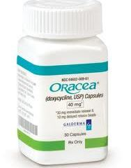 Generic Oracea – sadly just not going to happen