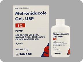 sandoz-metronidazole-metrogel-1-percent-gel