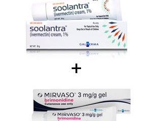 Mirvaso plus Soolantra – better together