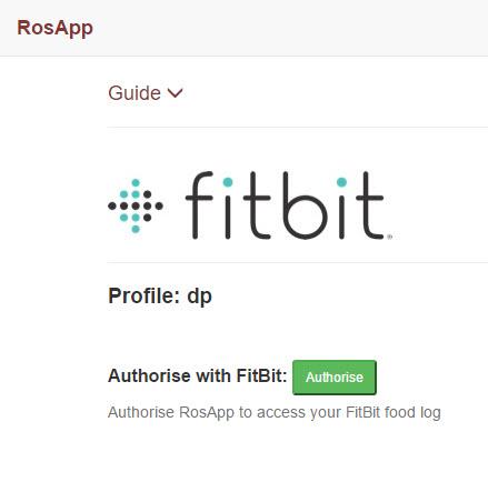 rosacea-app-fitbit