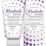 Rhofade website and prescribing information is live