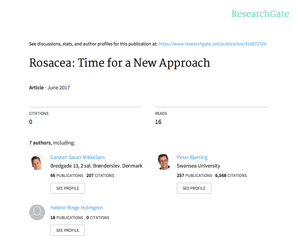 Rosacea-new-approach