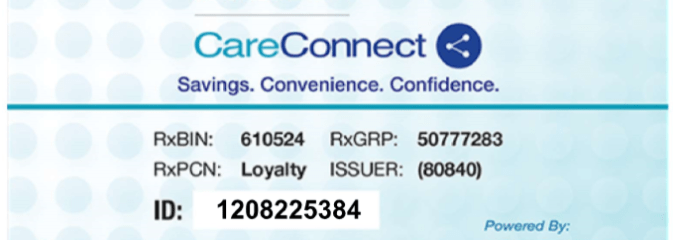 Galderma CareConnect Savings Card