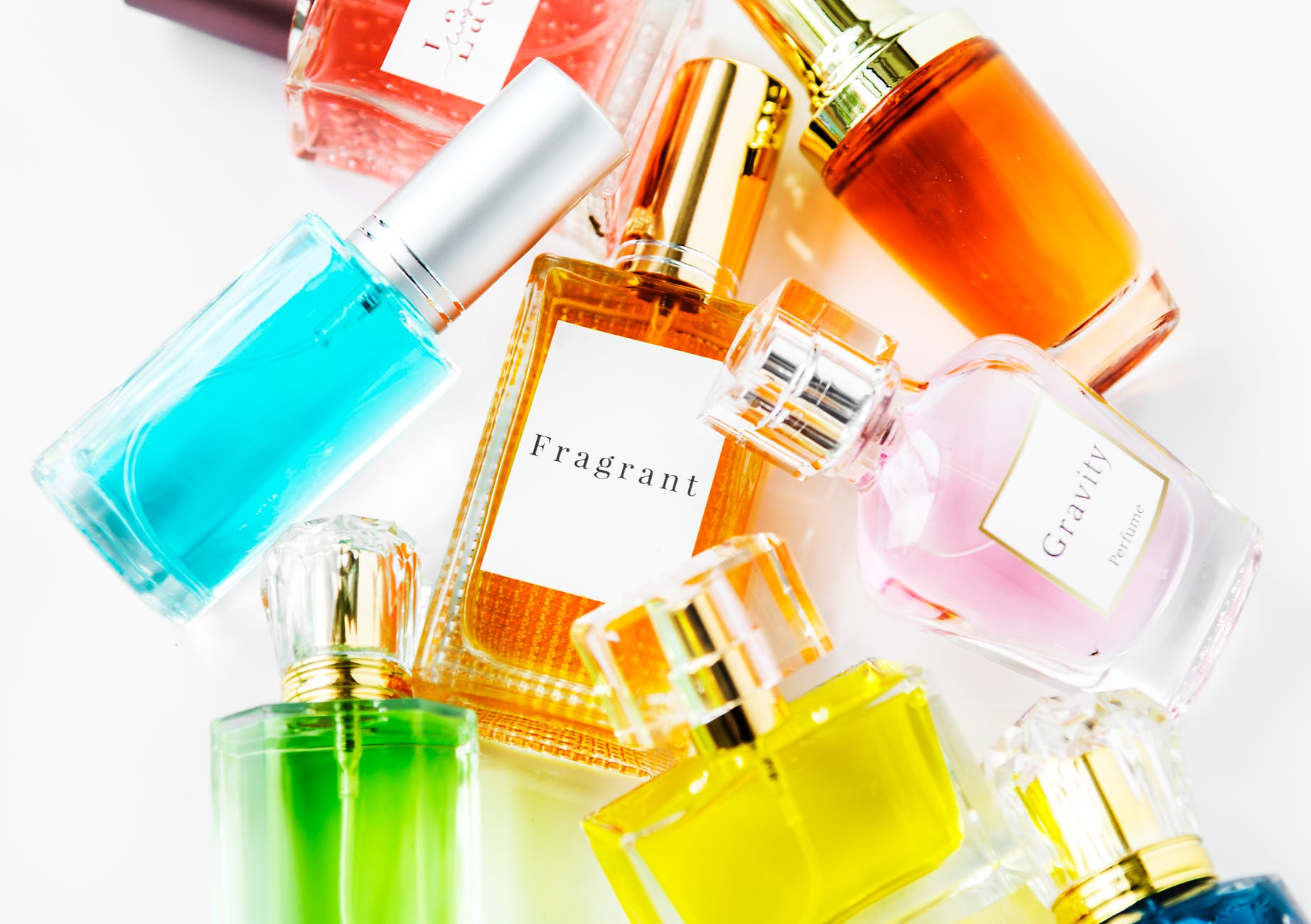 Rosacea from perfumes and cosmetics