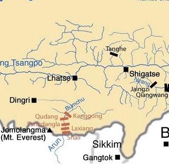 在圖伯特的雅魯藏布上築水壩:Rangzen Forward 讓贊向前