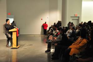 Rosa Clemente Activism Lecture