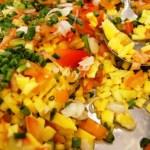 Mango Medley Salad