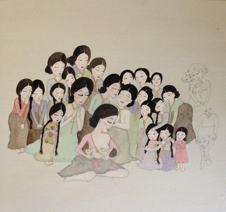 Kyung @ endometriosis my art and journey_7