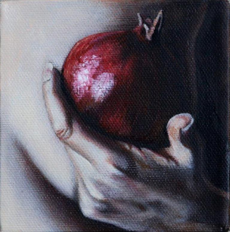 Taste of Pomegranates by Nanda Sharifpour.jpg
