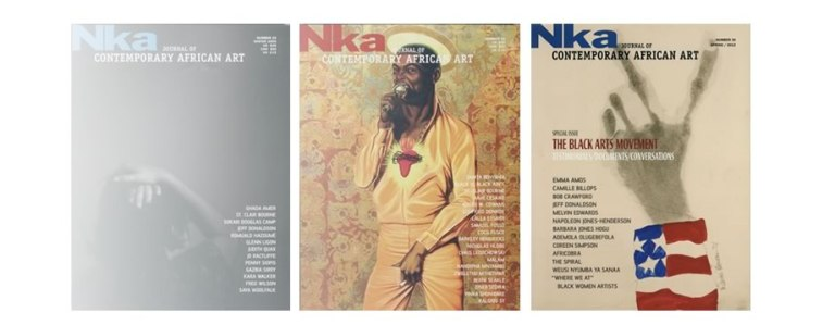 nka journal of contemporary african art