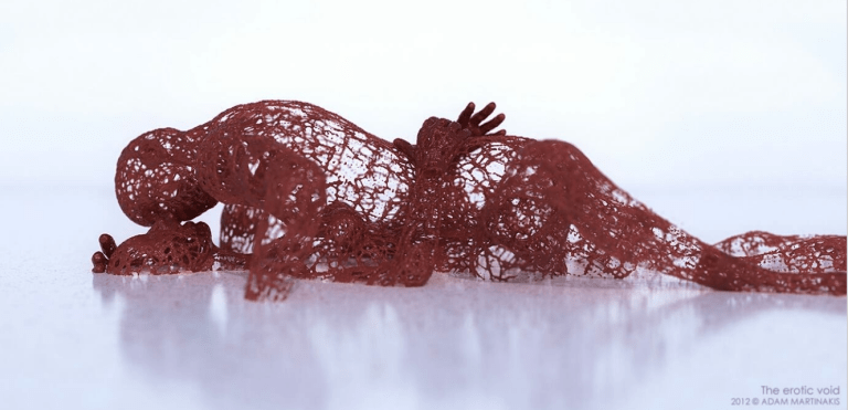 Adam Martinakis The Erotic Void 2014