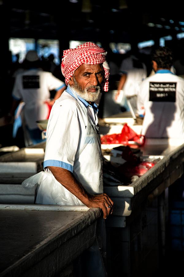 Dubai Fish Market by Mohamad Badr