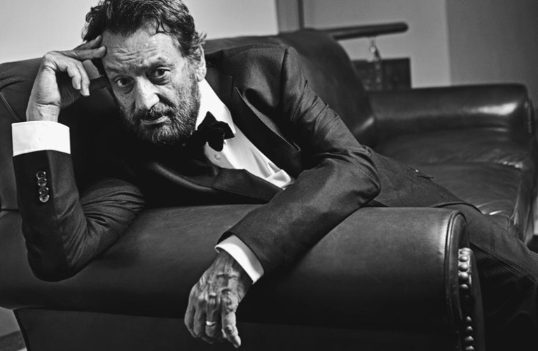 Shekhar Kapur for GQ India