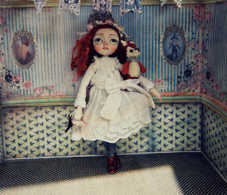 Sam Crow Doll