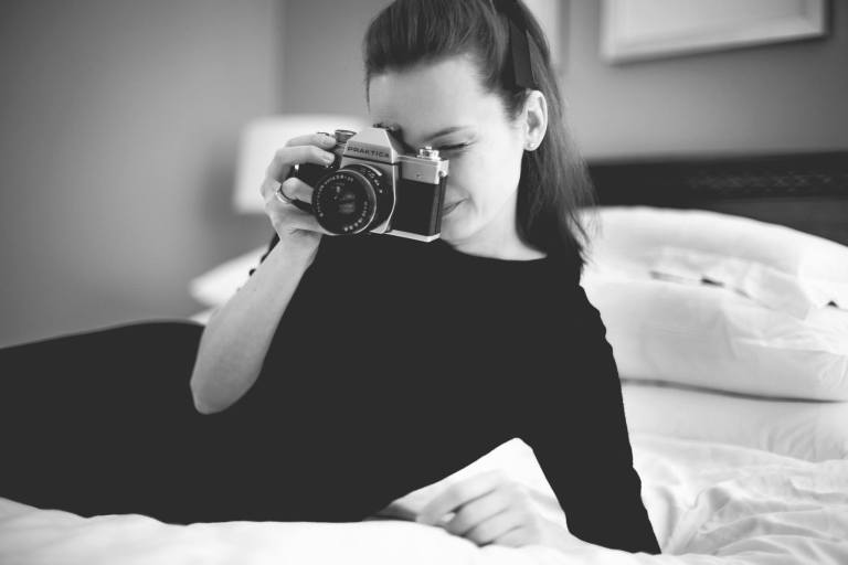 polish photographer, art