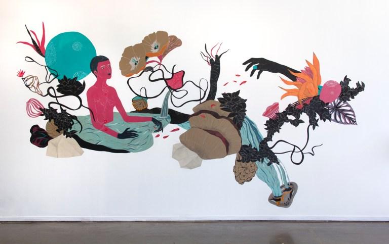 Chilean-Artist, Illustration, Muralist, Women-Artists, Contemporary-Art
