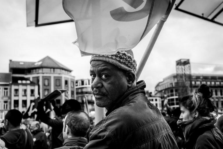 Ersen-Sariozkan, Refuges, Africans, Migrants, Photography, Documentary-Photos, Black-and-White-Photography, Art, Contemporary-Art, Belgian, Belgian-Art