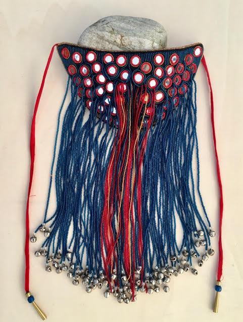 Isabella_Falashoka, Masks, Costume, Beaded-Art,Beading, Native-American-Art, Chicasaw, Indian-Art, Traditionall-Art, textiles, fine-art, art, new-art, contemporary-art, women-artists, female-artists, creative