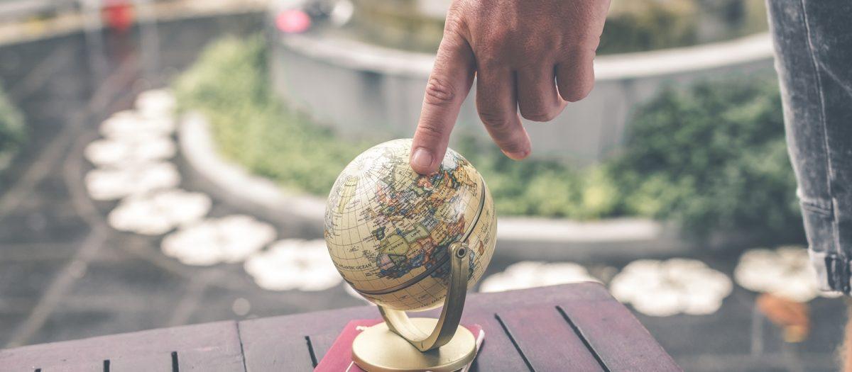You are currently viewing Aja como se o mundo já estivesse nas suas mãos