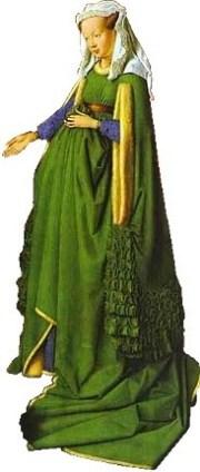 rosalie's medieval woman - hairstyles