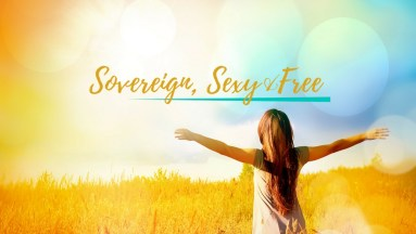 Sovereign Sexy & Free cover copy