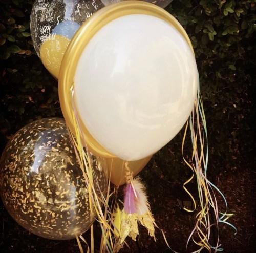Balloon Design by The Deluxe Balloon Company