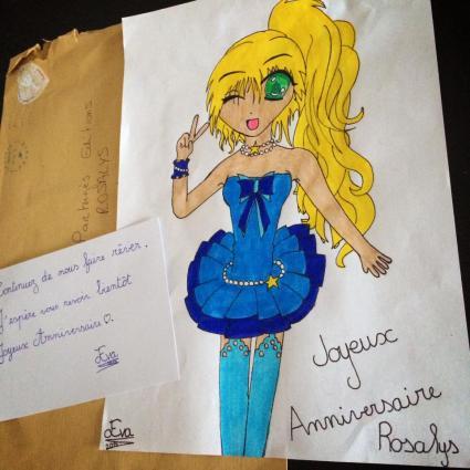 Eva (fan letter)