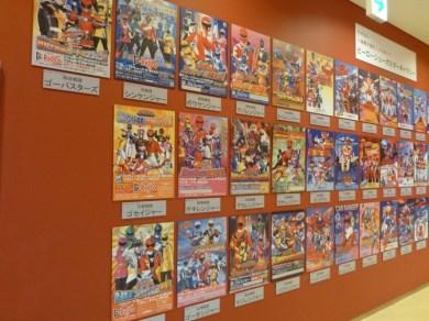 35 ans de Super Sentai Series en live show