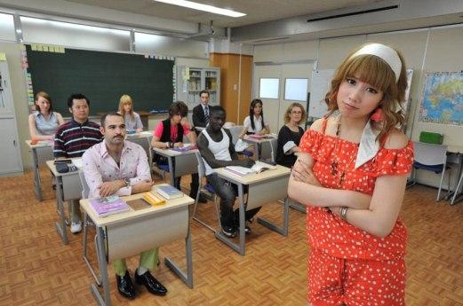 La classe de gaikokujin