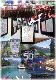 2010 - Exposition collective (théâtre Bonlieu, Annecy, FRANCE)