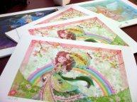 2010 : Collection de tirages d'art (éditions du Poisson borgne)