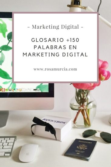 glosario palabras en marketing digital
