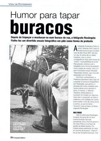 Primeira Exposição 2001 - Rosângela Fialho