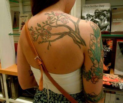 Angelina's cherry blossom