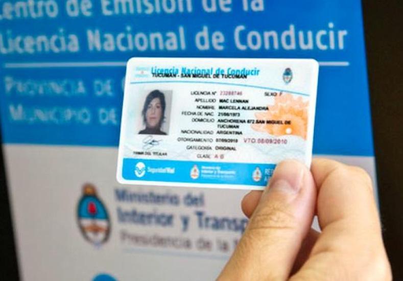 Vuelven a prorrogar el vencimiento de las licencias de conducir