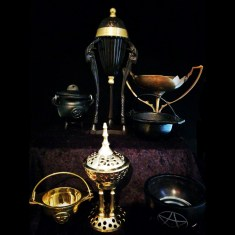 Incense Burners & Accessories