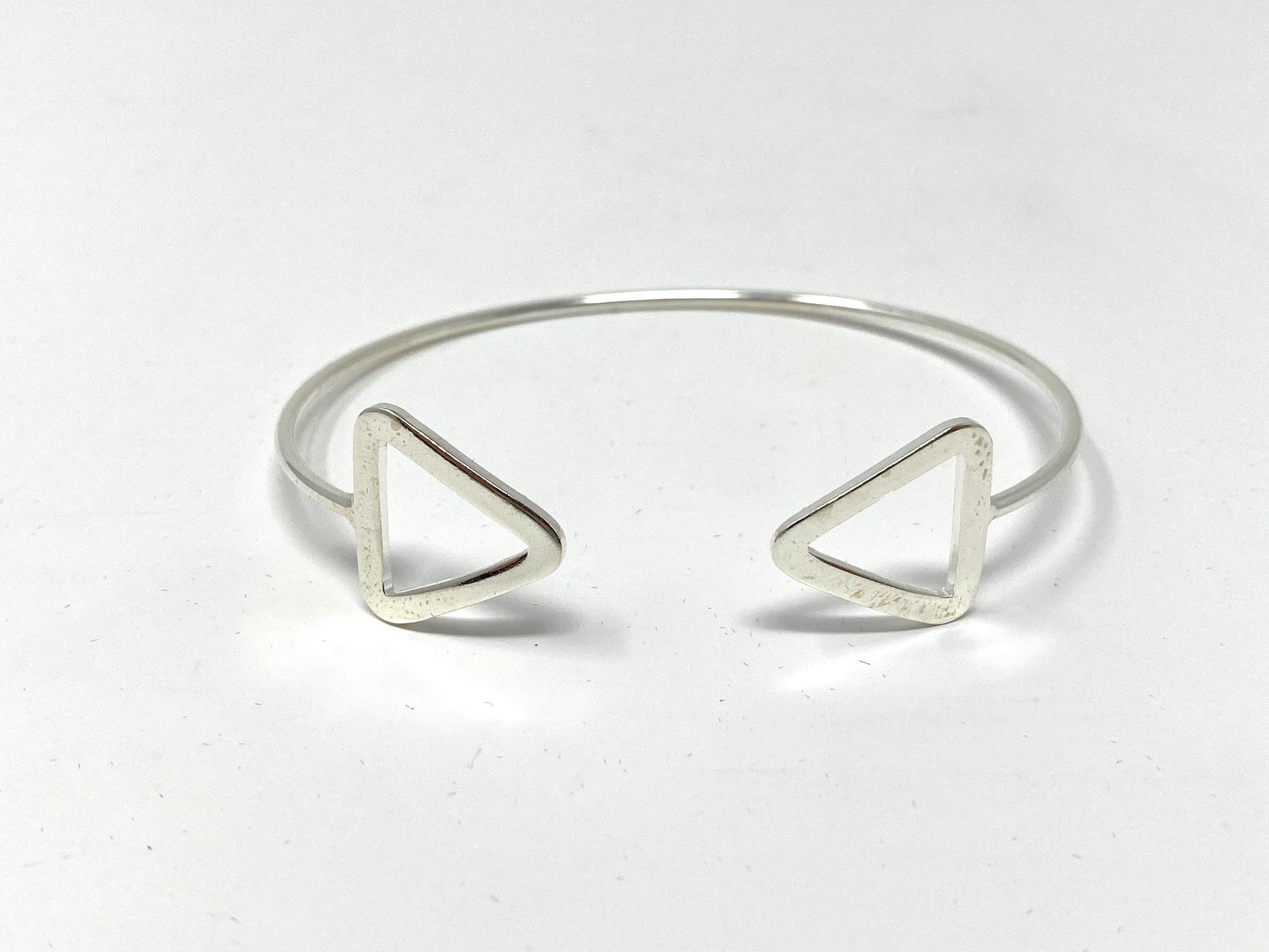 Bracciale triangoli Rosa Rosa Bijoux