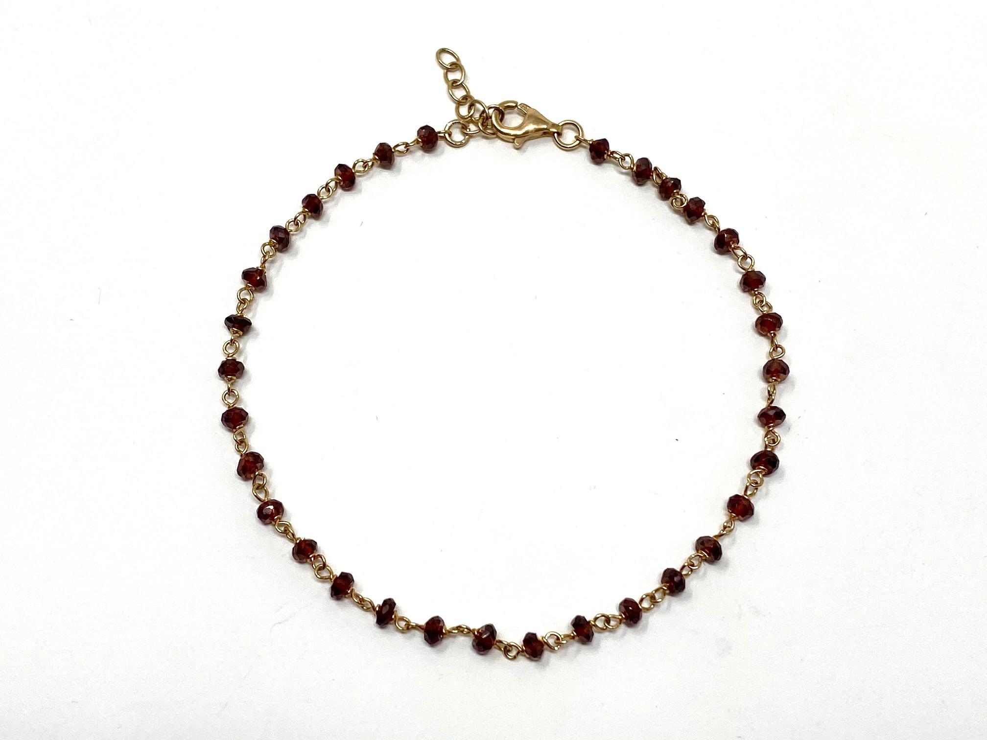 Bracciale rosario Rosa Rosa Bijoux
