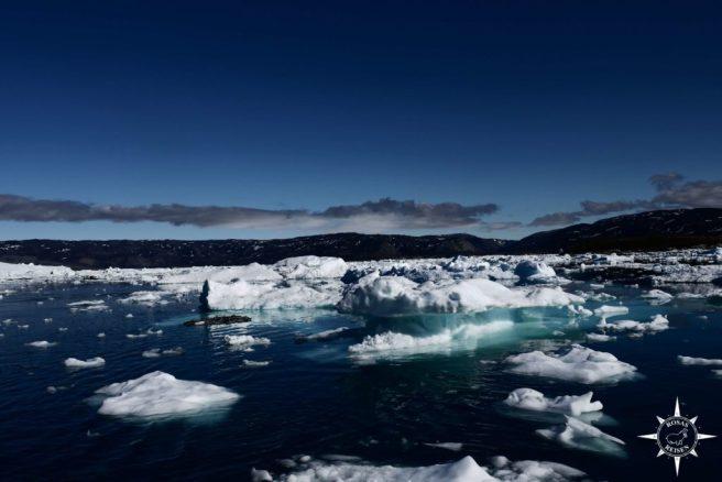 Grönland Eisberge