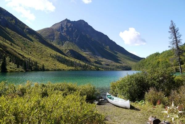 Roadtrip-Kanada-Alaska-Rosas-Reisen-St-Elias-Lake-Kanu