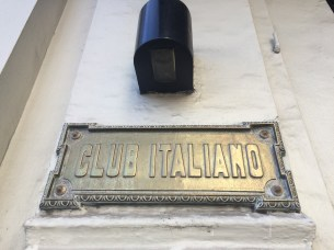 There were apparently a lot more Italians in Buenos Aires than just Barolo