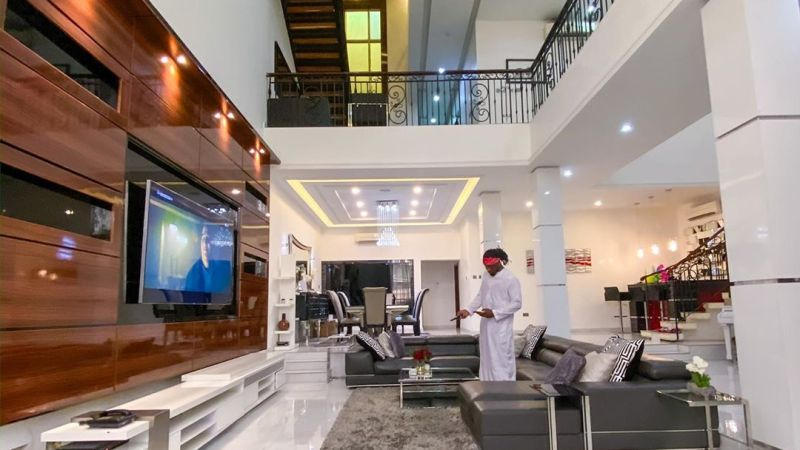 Nigerian Celebrities With The Nicest/Most Expensive Houses