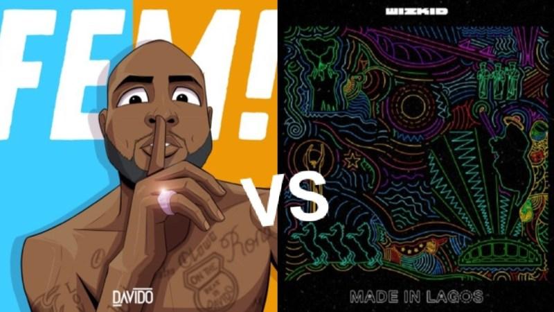 Davido 'Fem' Vs Wizkid 'No Stress' which song is better?