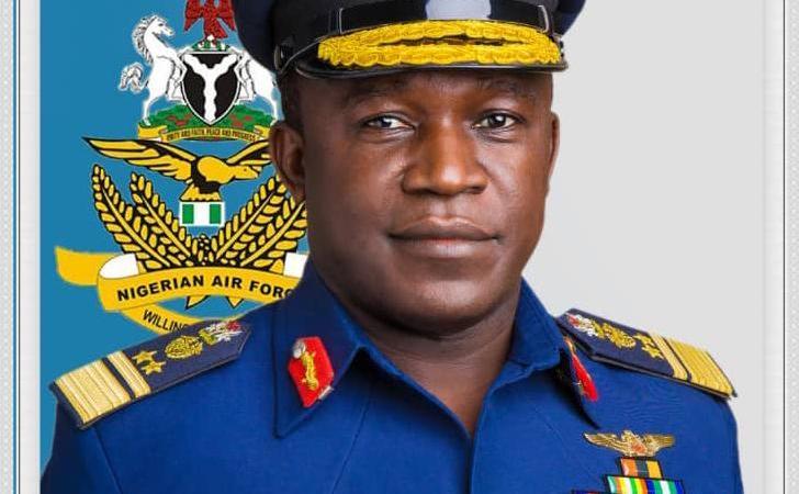 Air-Vice Marshal Ishiaka Oladayo Amao Biography, Career, Net Worth