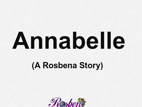 Annabelle || Chapter 1 – The Odds Around Me (a)