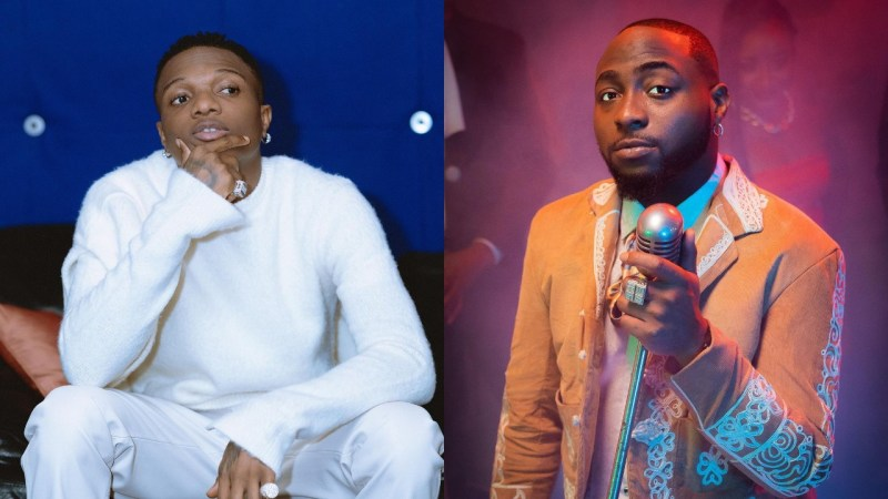 Davido hates and envies Wizkid and here is why
